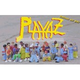 Playaz only Series Figures