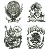 Homies Tattoos Set