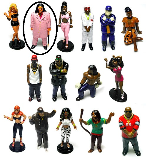 HEY HOMIES, 15 HIPSTER FIGURINES TO COLLECT. THIS IS FOR 1 ...